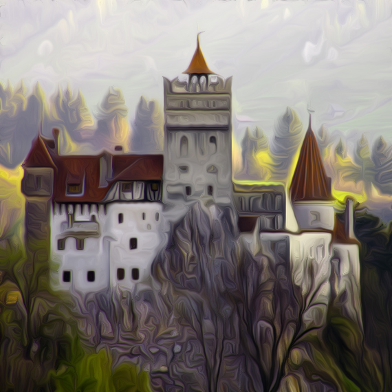Castles and Strongholds of Romania