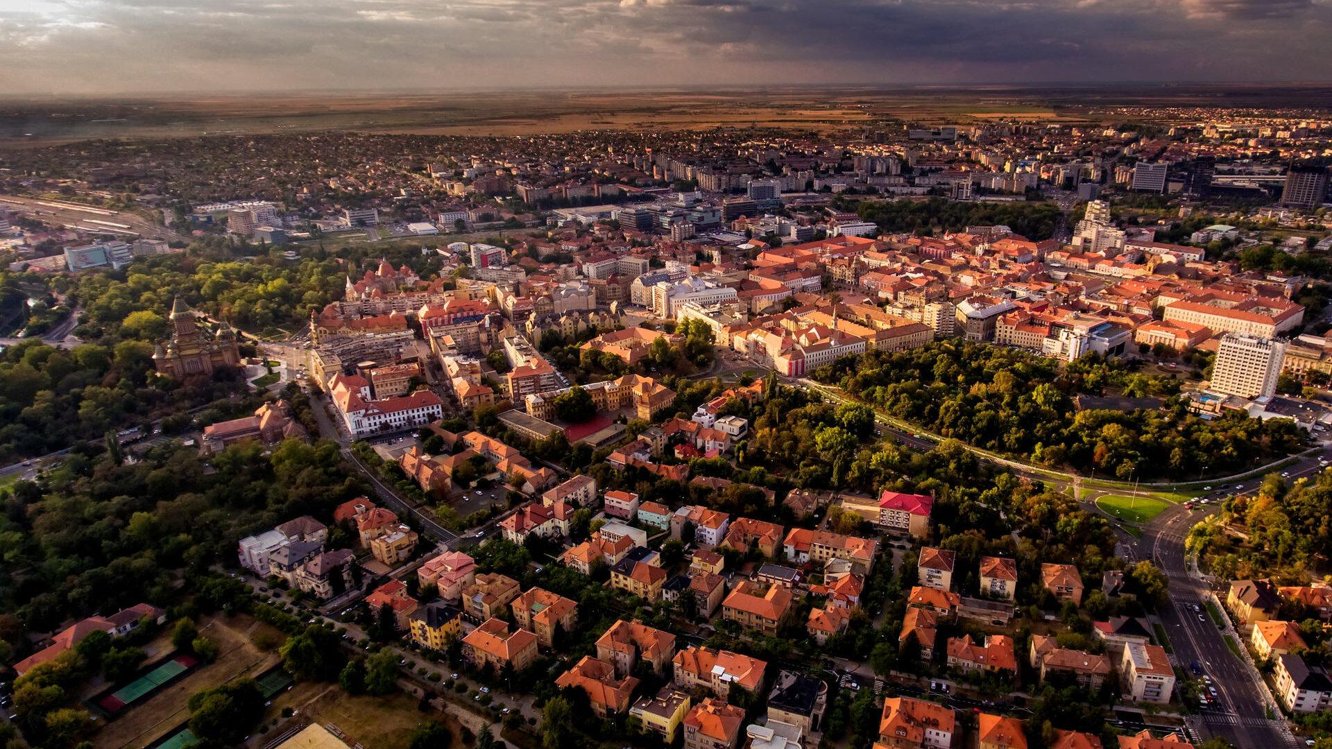Visiting Timisoara in Romania