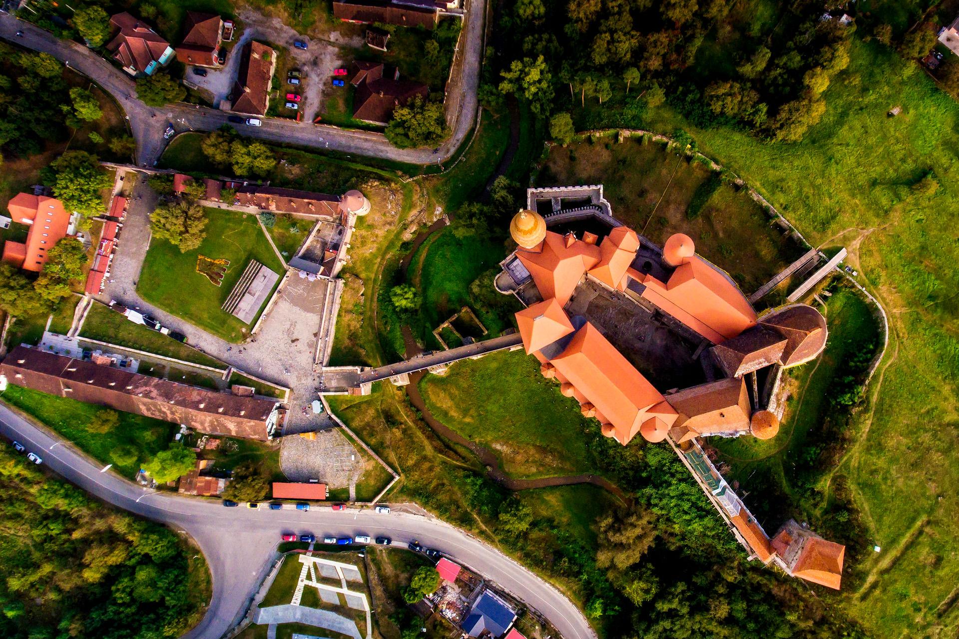 Corvins Castle in Romania 4