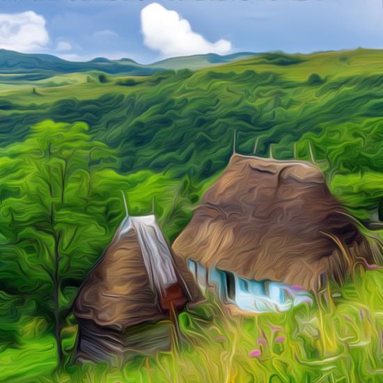 Rural escapes of Romania