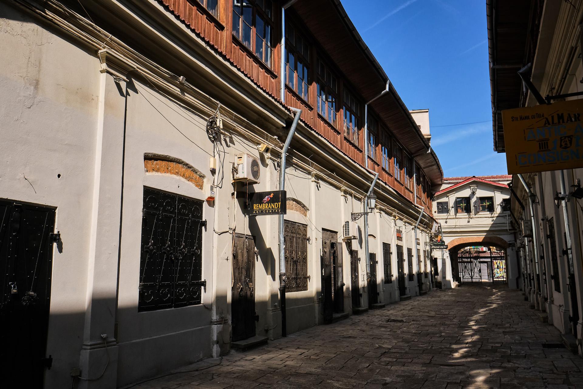 Bucharest Old Center The Linden Tree Inn