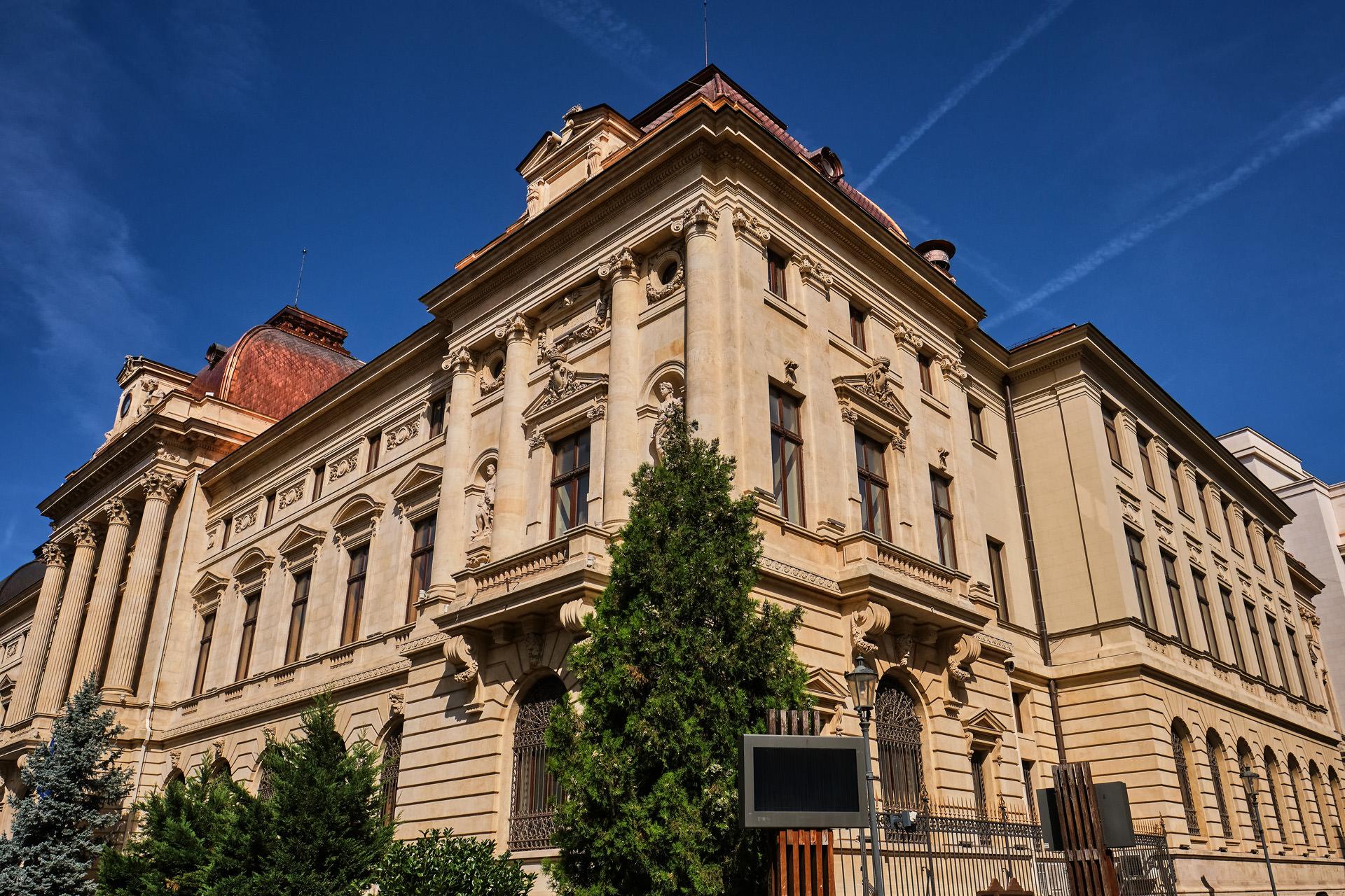 Bucharest Old Town 02