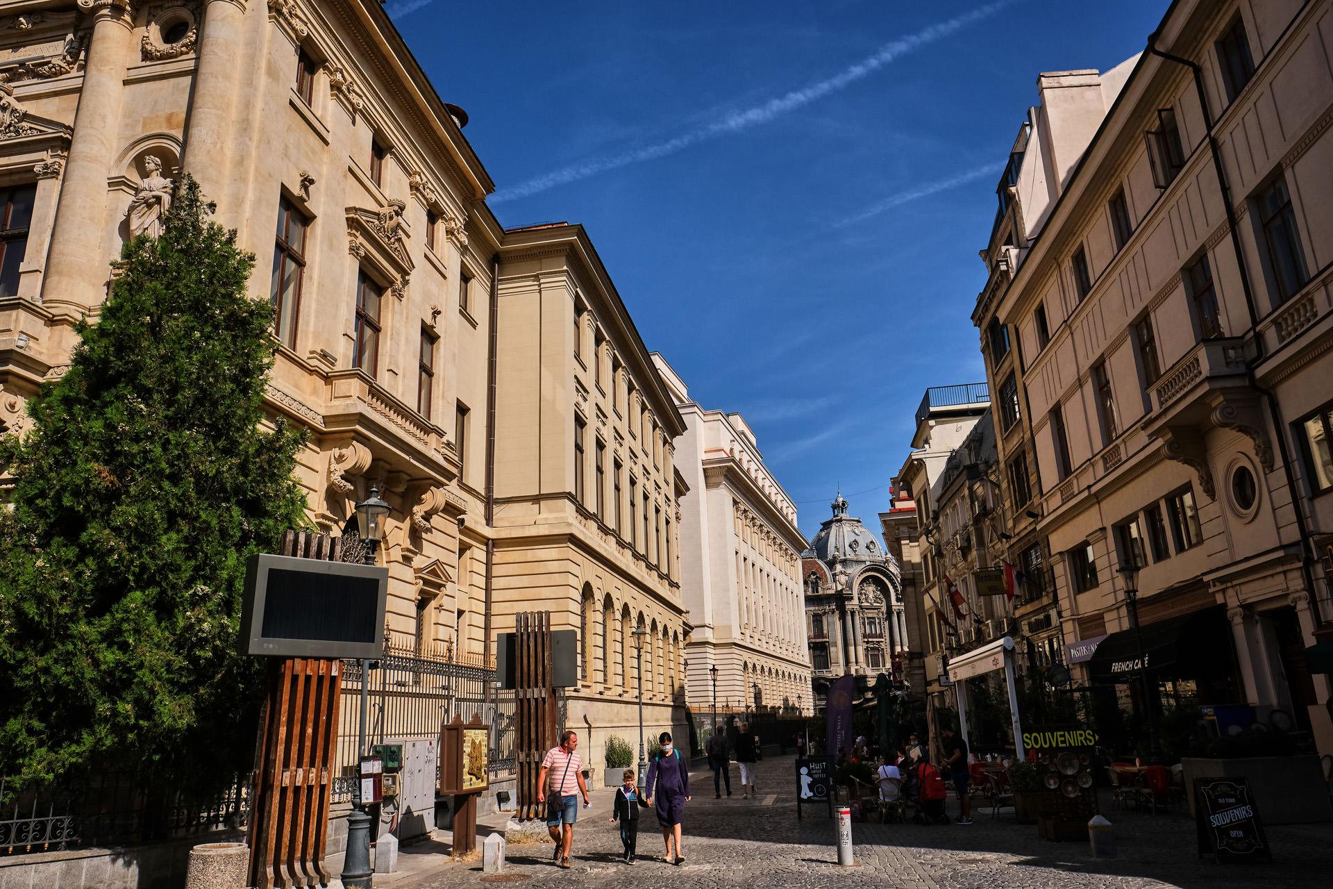 Bucharest Old Center 04