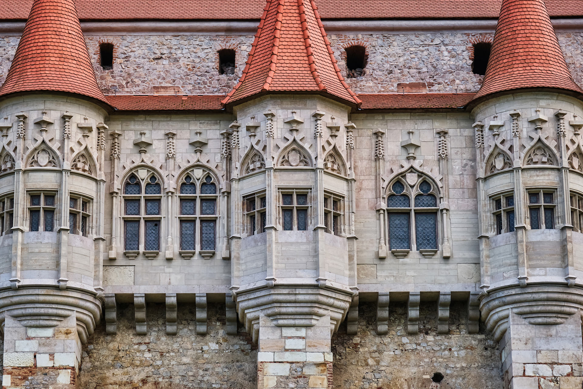 Castles of Romania - Corvin Castle 2