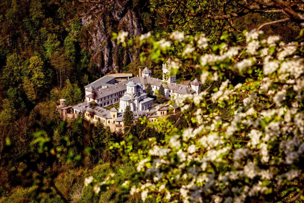 Tismana Monastery in Romania 03
