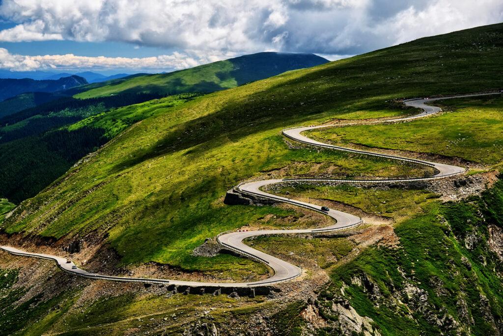 Transalpina Mountain Road - Amazing Drives of Romania 01
