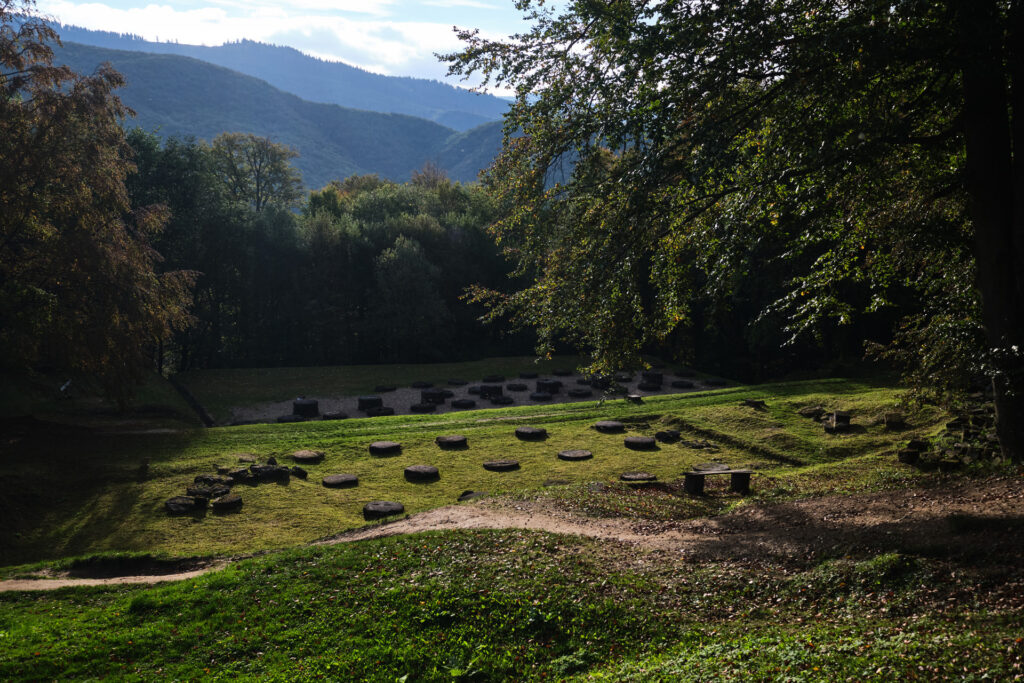 Sarmizegetusa Regia in Romania 06