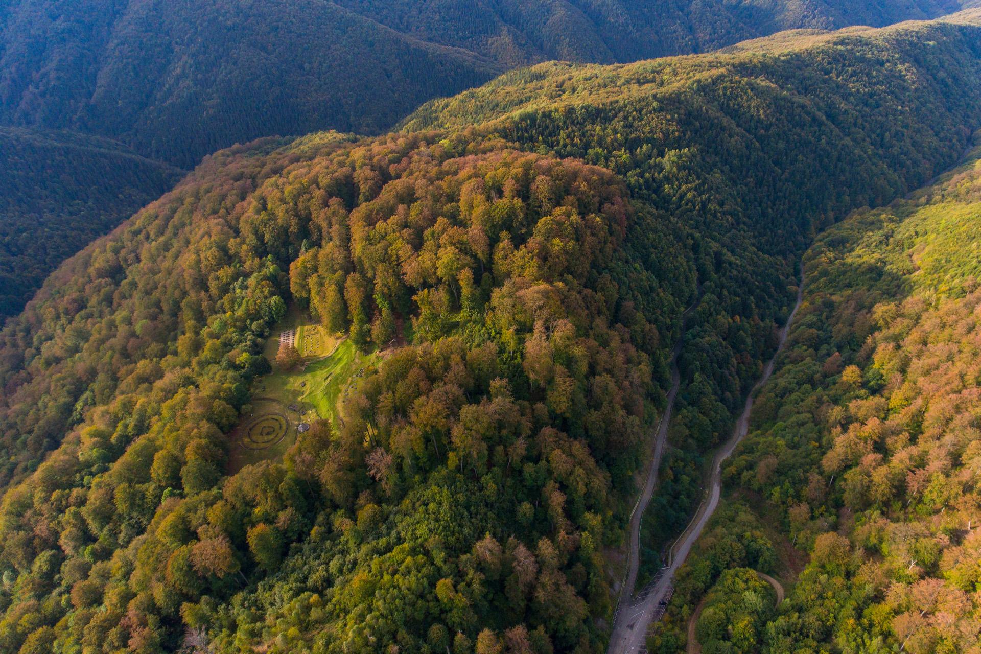 Sarmizegetusa Regia in Romania 20