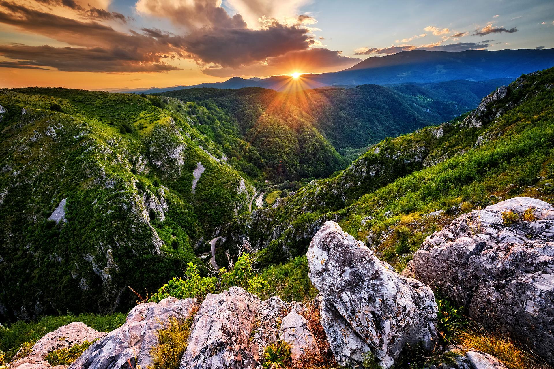 Sohodol Gorges Romania 08