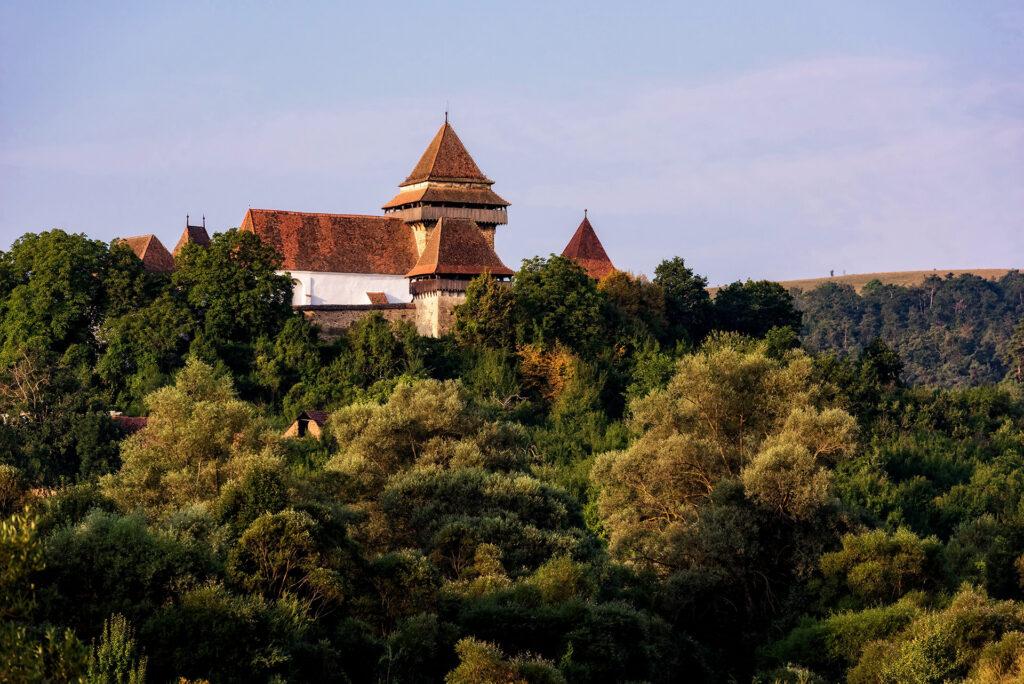 Viscri Fortified Church 1