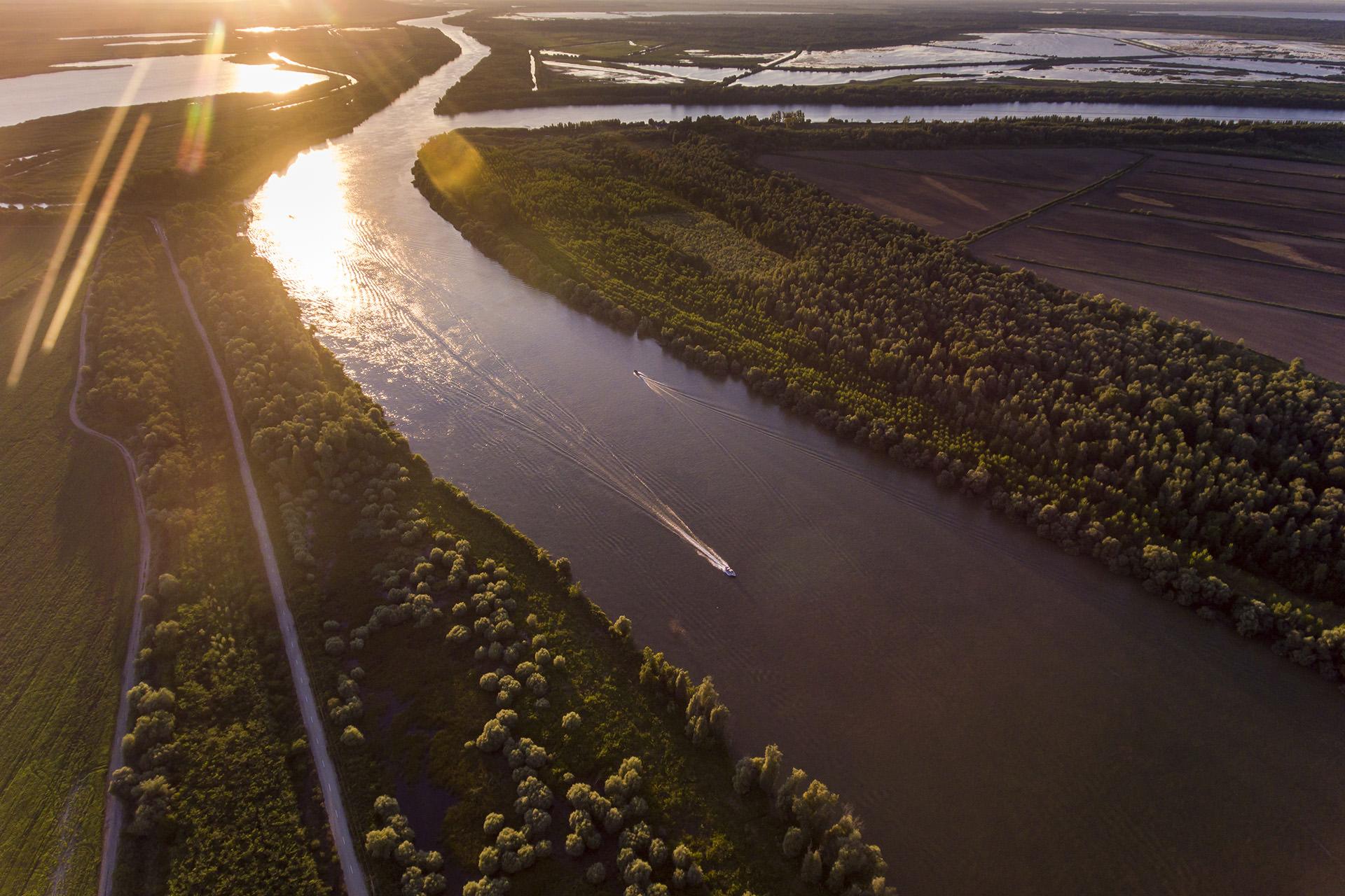Danube Delta of Romania Overview