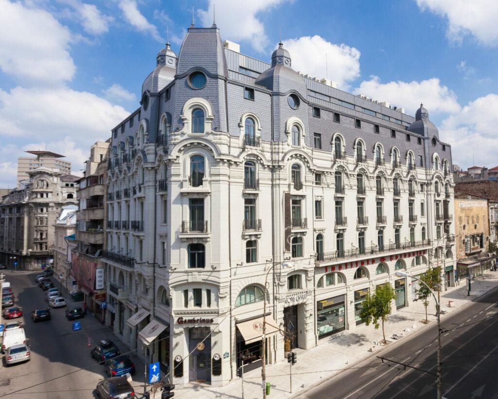 Hotel Cismigiu Bucharest Romania 5