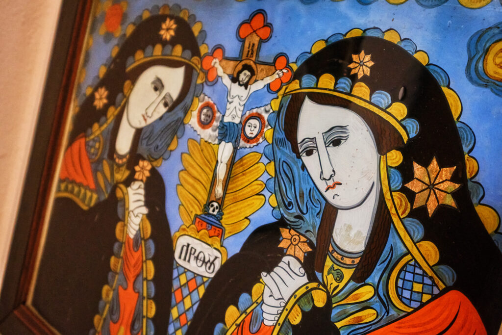 The Museum of Glass Painted Icons of Sibiel